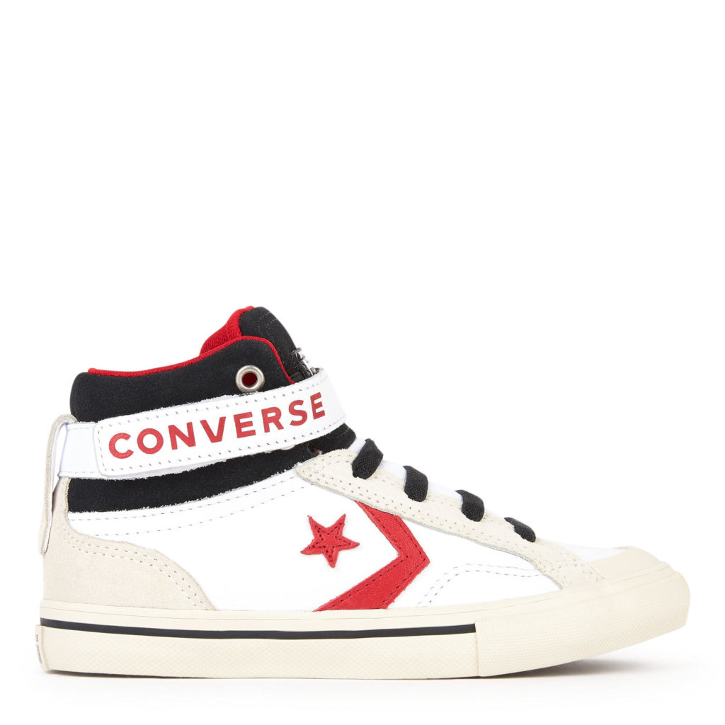 CONVERSE Leather trainers $ 39