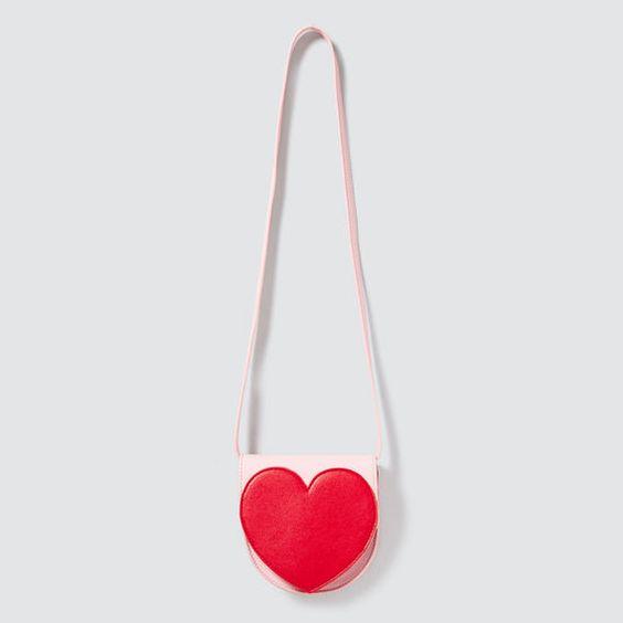 HEART SADDLE BAG $29.95
