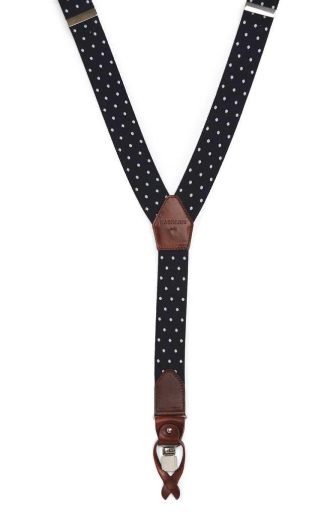 Lincoln Suspenders MAGNANNI $98.00