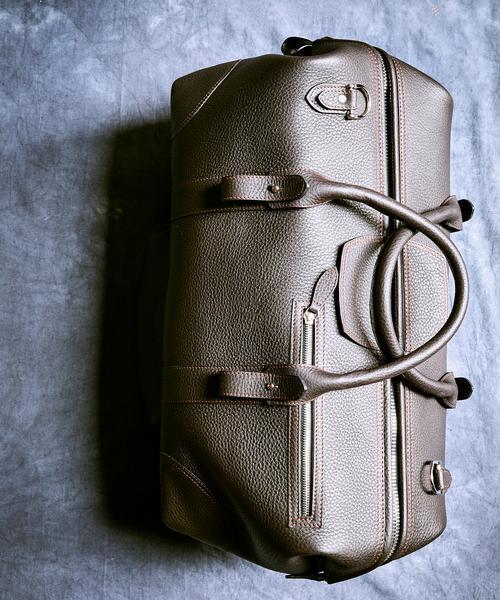 F. HAMMANN FOR TODD SNYDER WEEKENDER BAG $698.00