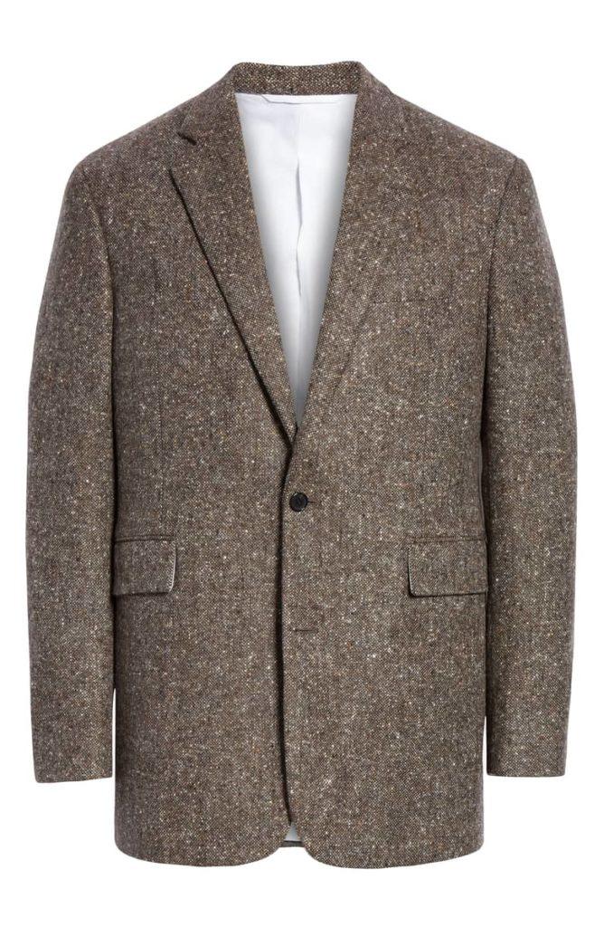 Tweed Wool Jacket CALVIN KLEIN 205W39NYC $2,400.00