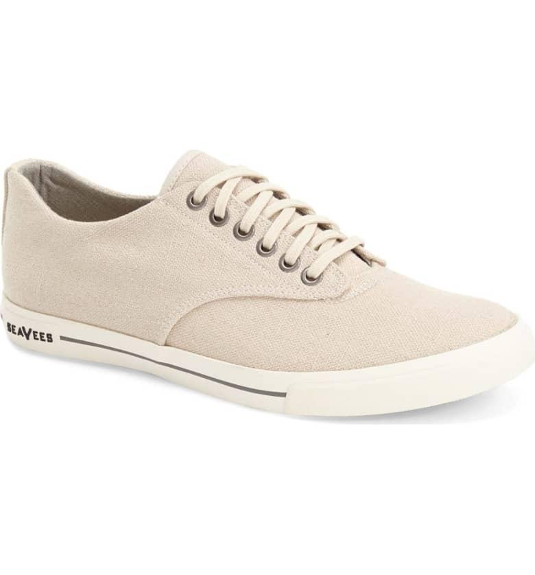 'Hermosa Plimsoll' Sneaker SEAVEES $78.00