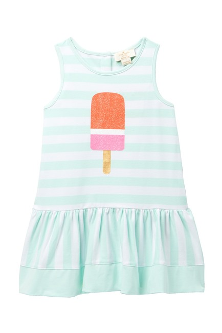 kate spade new york ice pop stripe dress $29.97