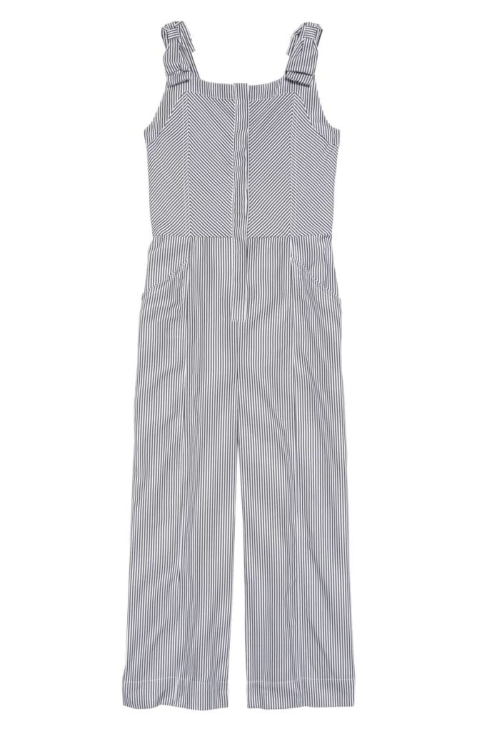Whitney Stripe Jumpsuit HABITUAL $56.00