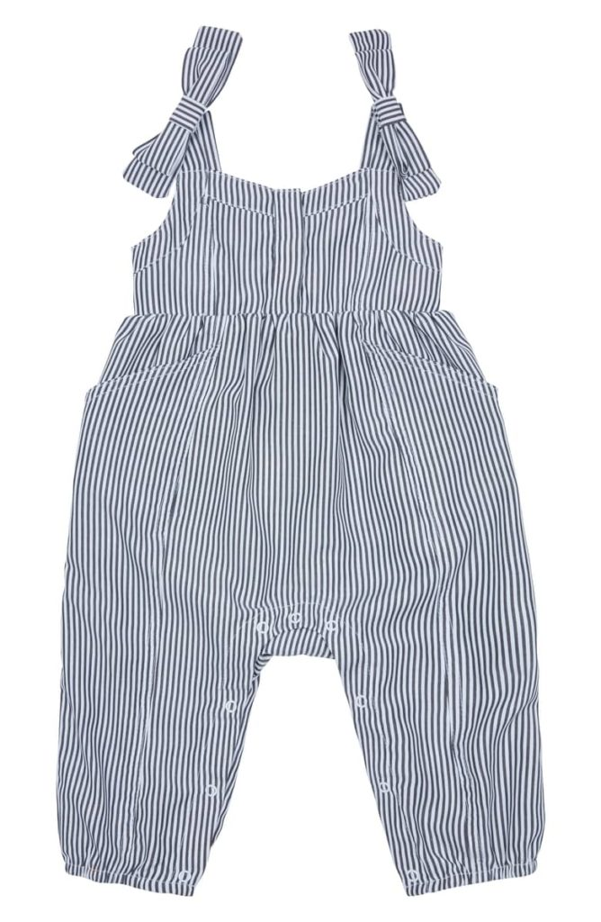 Kids Whitney Stripe Romper HABITUAL $48.00