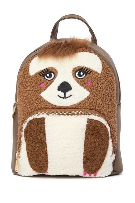 OMG! Accessories Sloth Mini Backpack $27.97