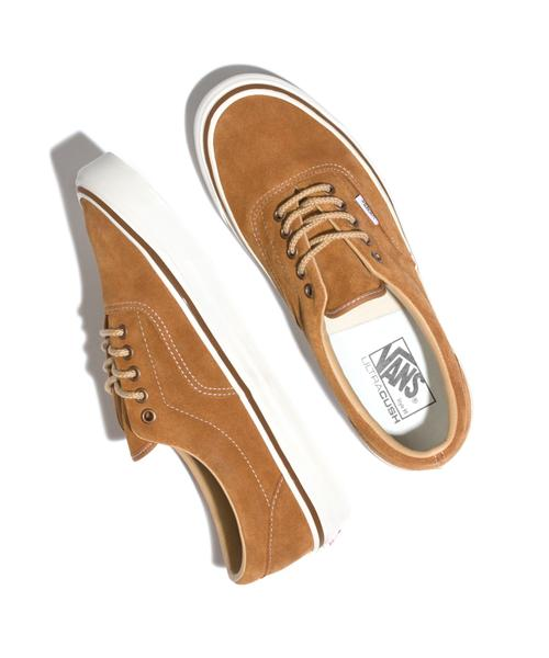 VANS ANAHEIM FACTORY ERA 95 DX IN OG HART BROWN SUEDE $85.00