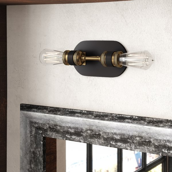 Claudette 2-Light Vanity Light $82.99