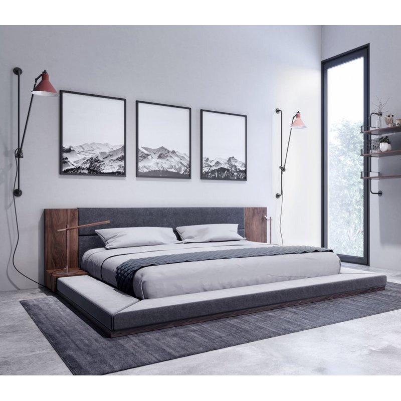 Defalco Platform Bed $799.99
