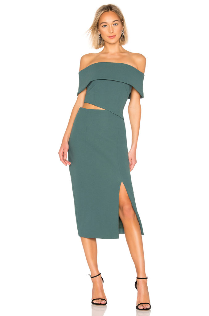 Serpentine Dress  ELLIATT $190