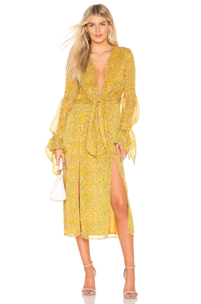 Ry Midi Dress  The East Order $199