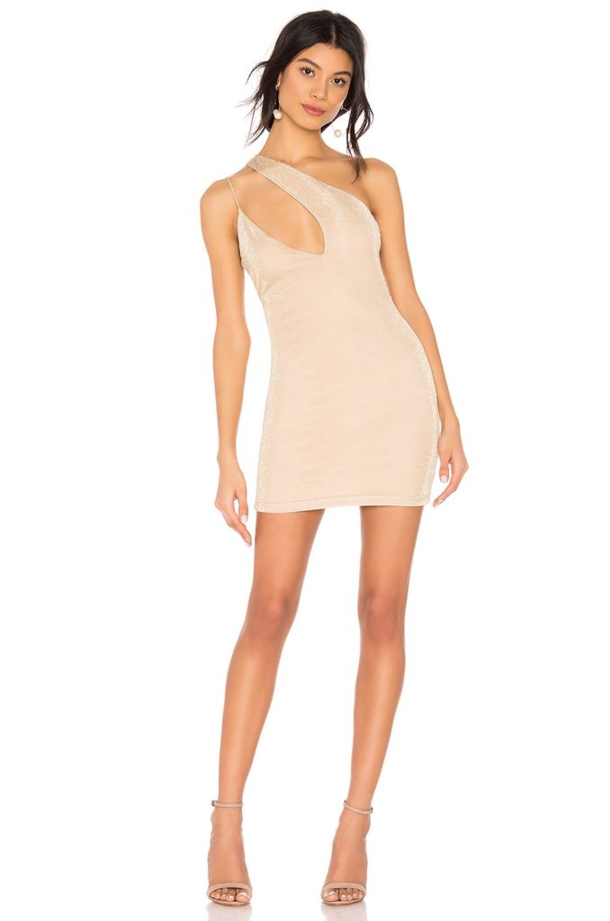 Farina Cut Out Dress  superdown $66