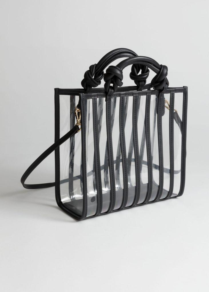 Clear Tote Bag $79
