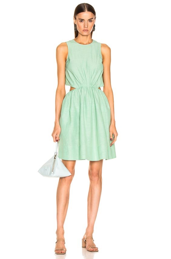 JIL SANDER Sleeveless Dress $1,740