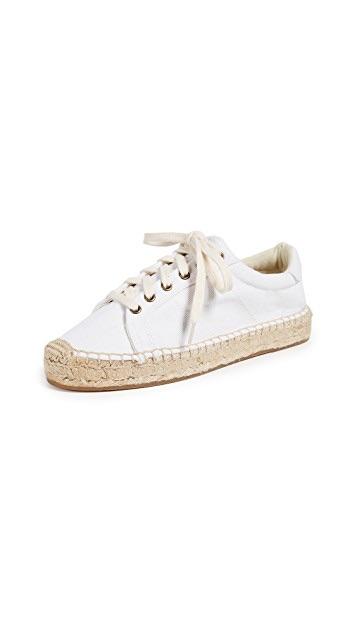 Soludos Platform Tennis Sneakers $62.30