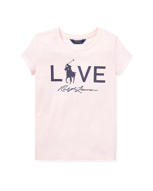 Pink Pony Love Graphic T-Shirt $35.00