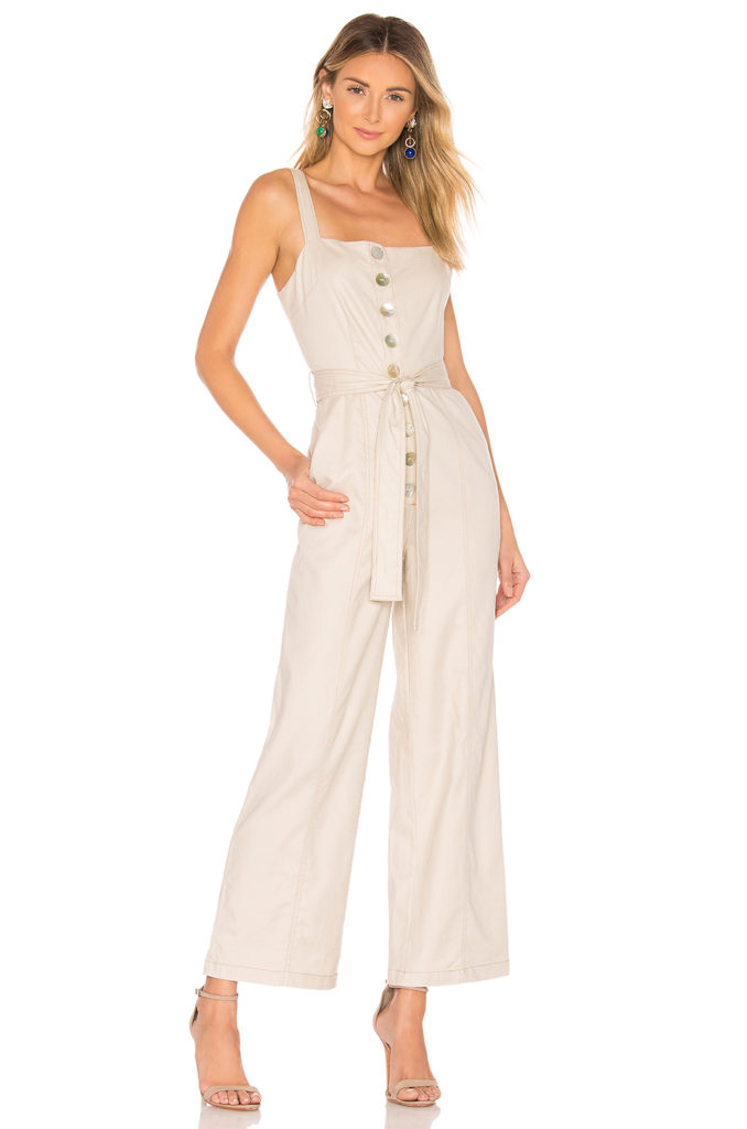 The Evelyn Jumpsuit  L