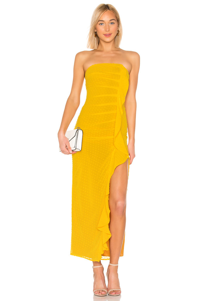 Dianna Maxi Dress MAJORELLE $258