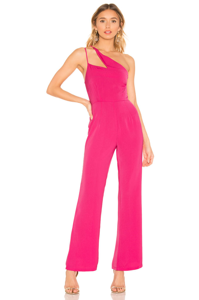 Anouk Cut Out Jumpsuit  superdown $78