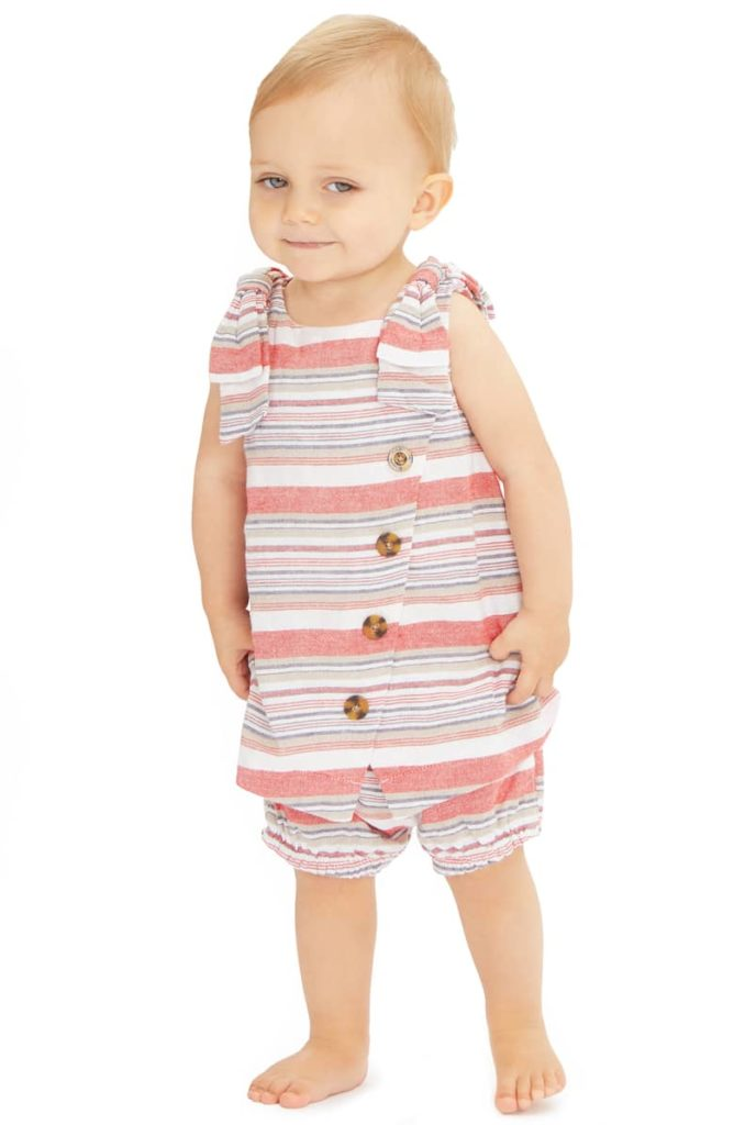 Kids Ginger Tank & Shorts Set HABITUAL $40.00