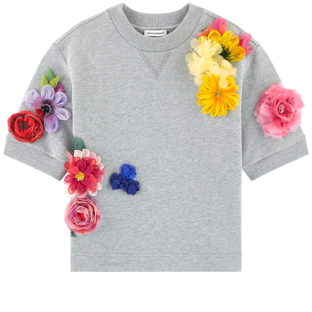 DOLCE & GABBANA Mini Me sweatshirt $1,145