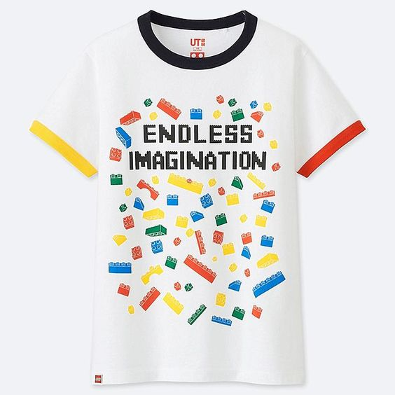 KIDS LEGO® GRAPHIC SHORT-SLEEVE T-SHIRT $9.90