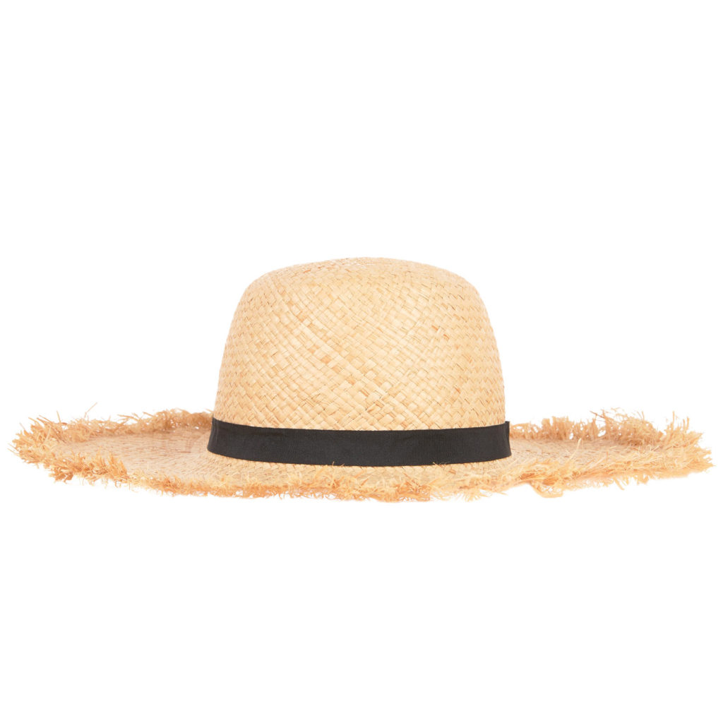 SONIA RYKIEL PARIS Straw hat $53