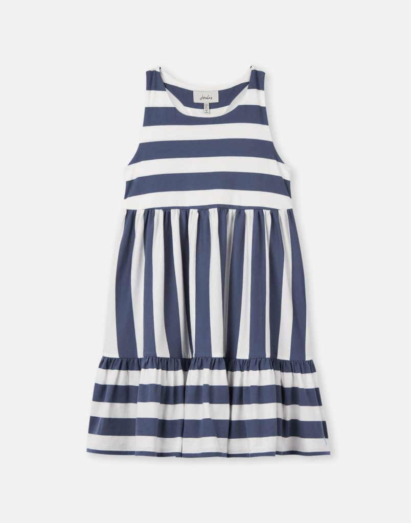 JUNO PEPLUM MIDI DRESS 3-12 YR  $39.95