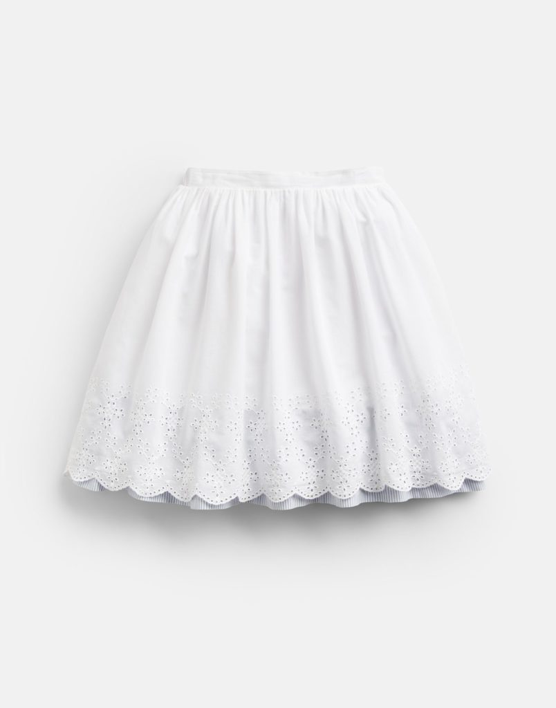 MYLA BRODERIE WOVEN SKIRT 3-12 YR$52.95https://fave.co/2BCYkpJ
