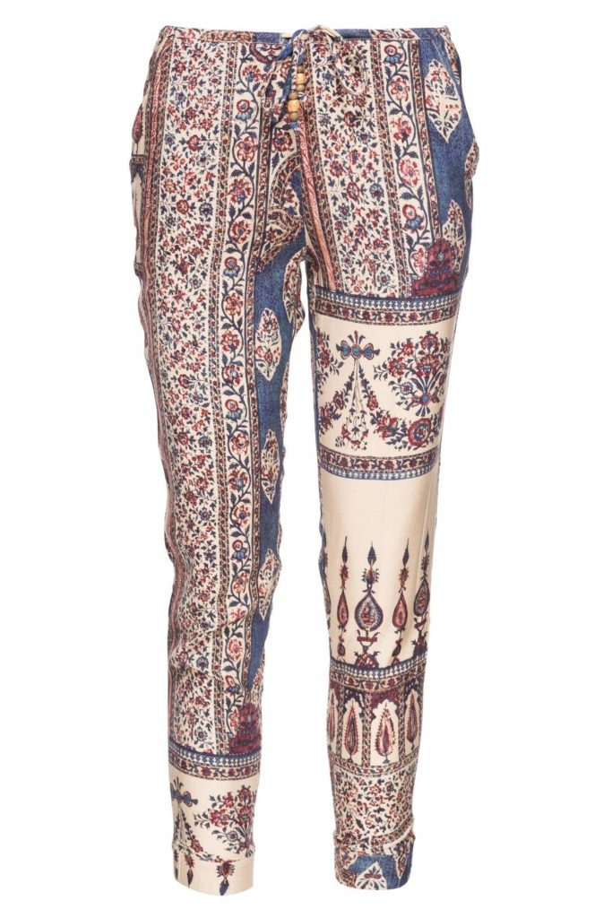 TAPESTRY SLOUCHY PANTS  $97