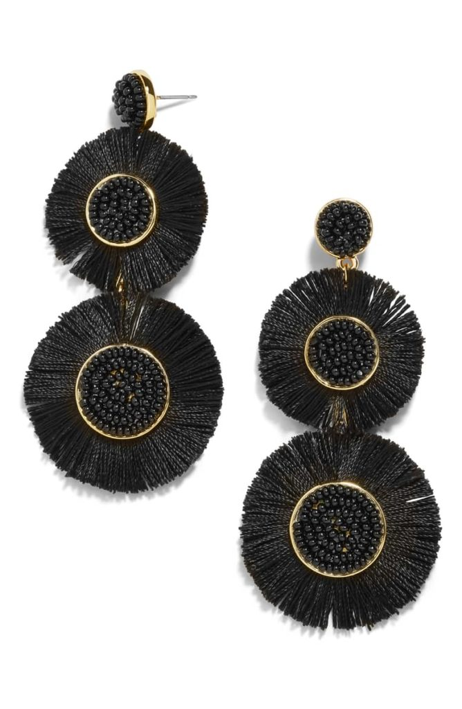 Mariette Fringe Earrings BAUBLEBAR $38.00