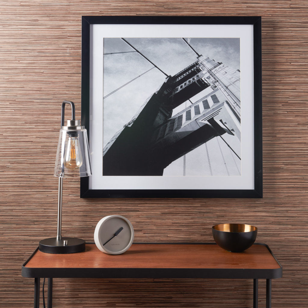 Industrial Golden Gate Bridge Wall Art $59.00