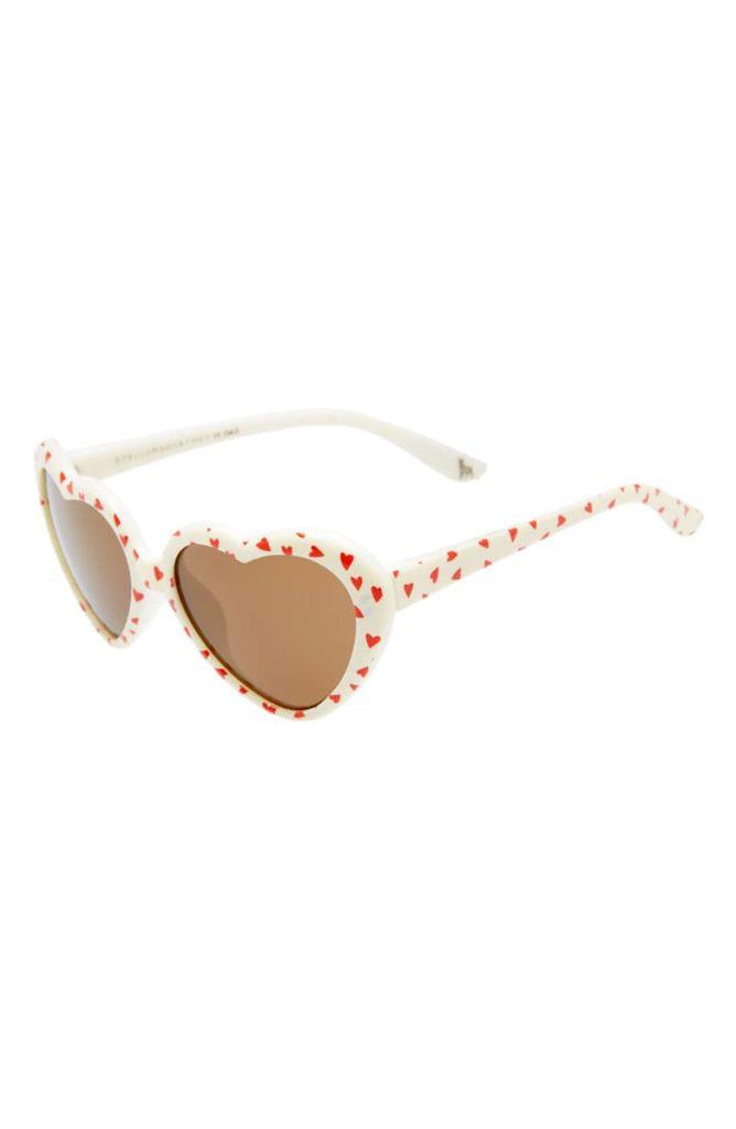 49mm Heart Sunglasses STELLA MCCARTNEY KIDS $55.00