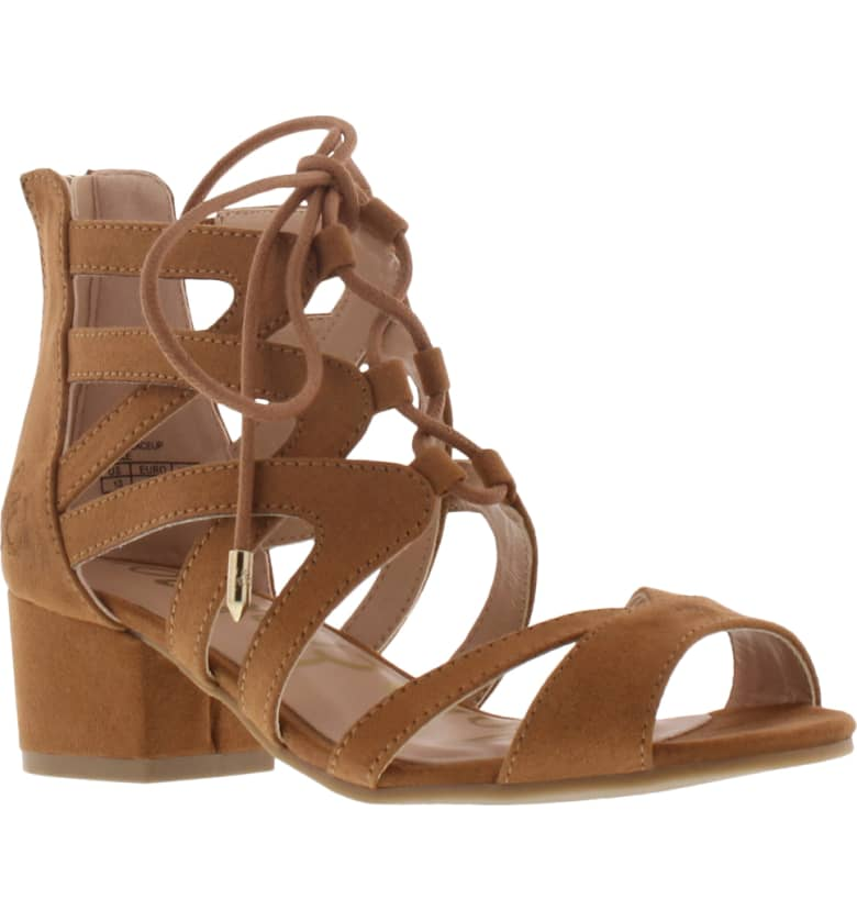 Evelyn Gladiator Sandal SAM EDELMAN $52.00