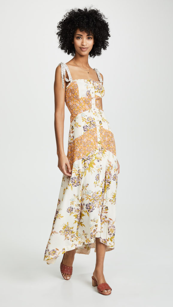 Free People Lover Boy Maxi Dress $148.00