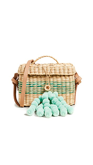 Nannacay Roge Small Crossbody Bag $171.00