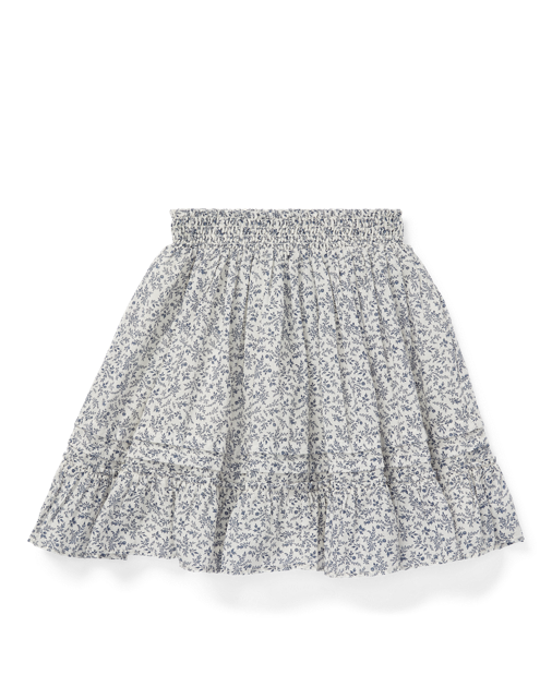 Floral Cotton Skirt $36.99