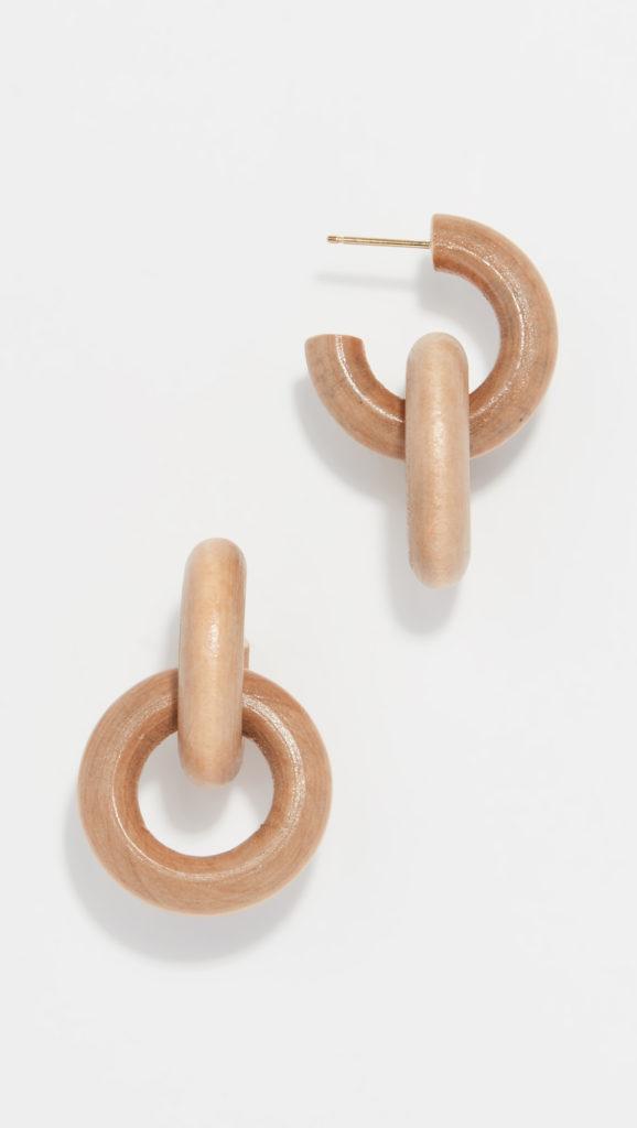 Sophie Monet The Configuration Earrings $110.00