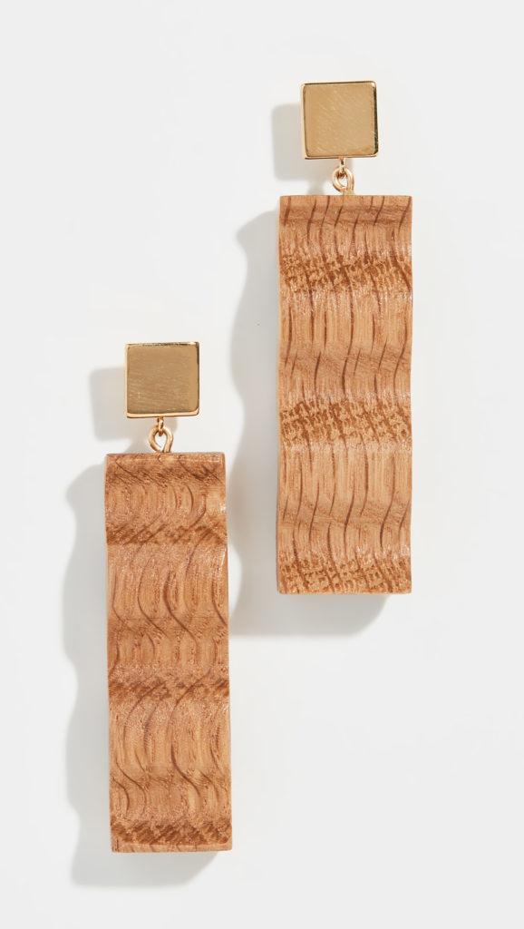Sophie Monet The Ripple Earrings $145.00