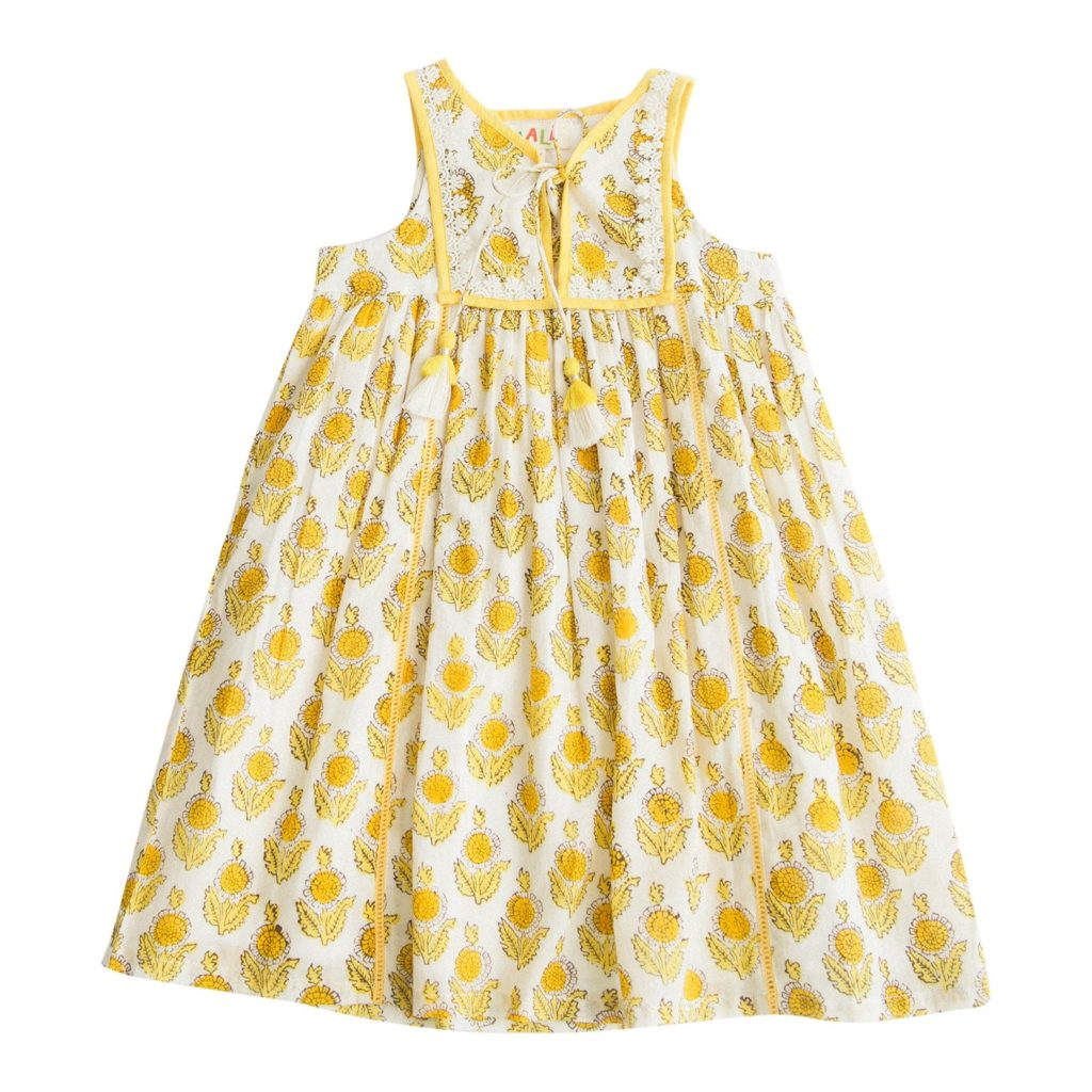 Lali Midi Dress, Marigold $64.00