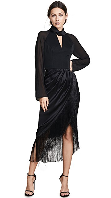 Vatanika Long Sleeve Dress$570.00