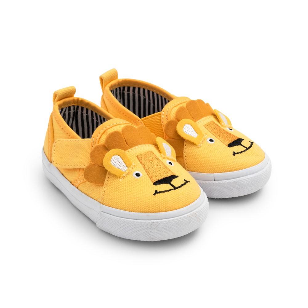 Lion Canvas Shoes $32.00