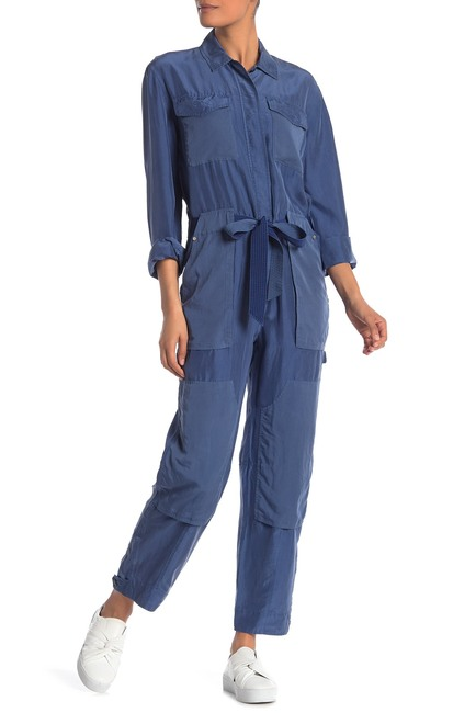 Rag & Bone Henri Silk Jumpsuit $219.97