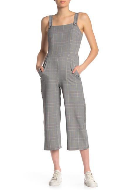 BE BOP Yarn Dye Menswear Coverall Jumpsuit $24.97