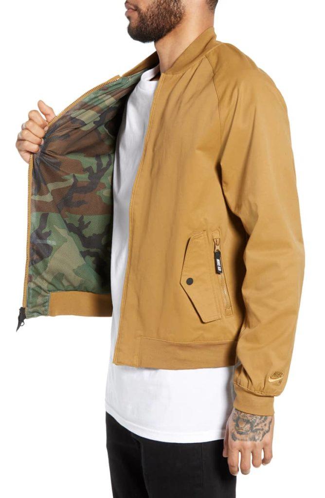 Bomber Jacket NIKE SB $100.00