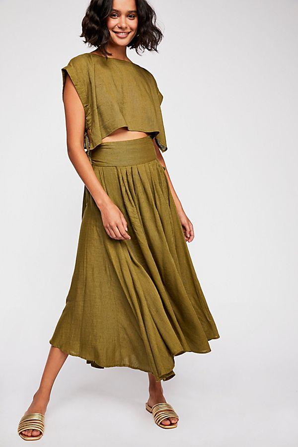 Sundown Skirt Set $128.00