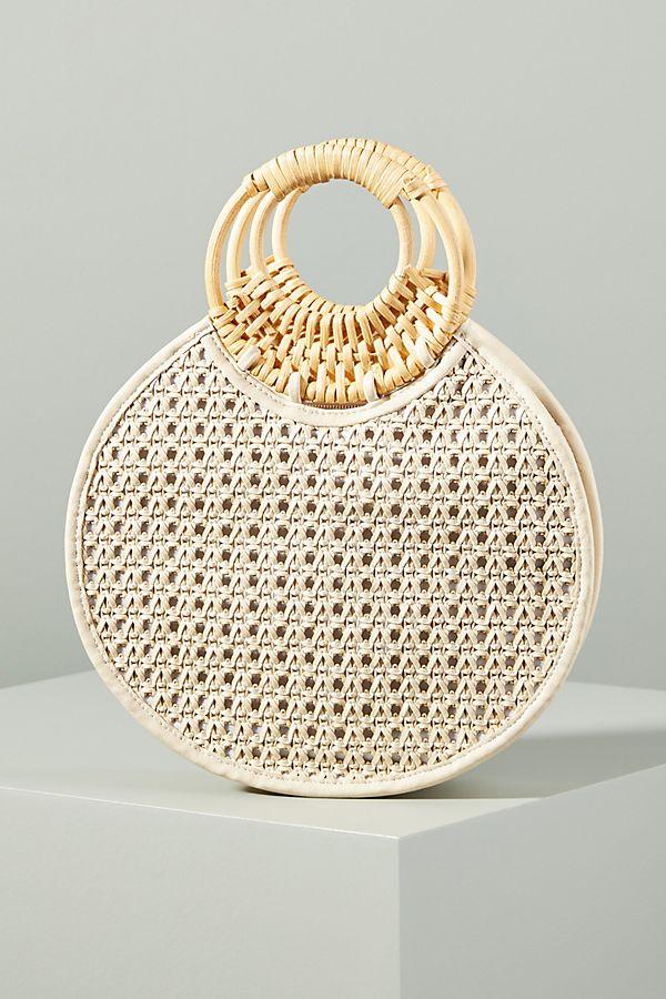 Marianne Woven Circle Bag $68.00