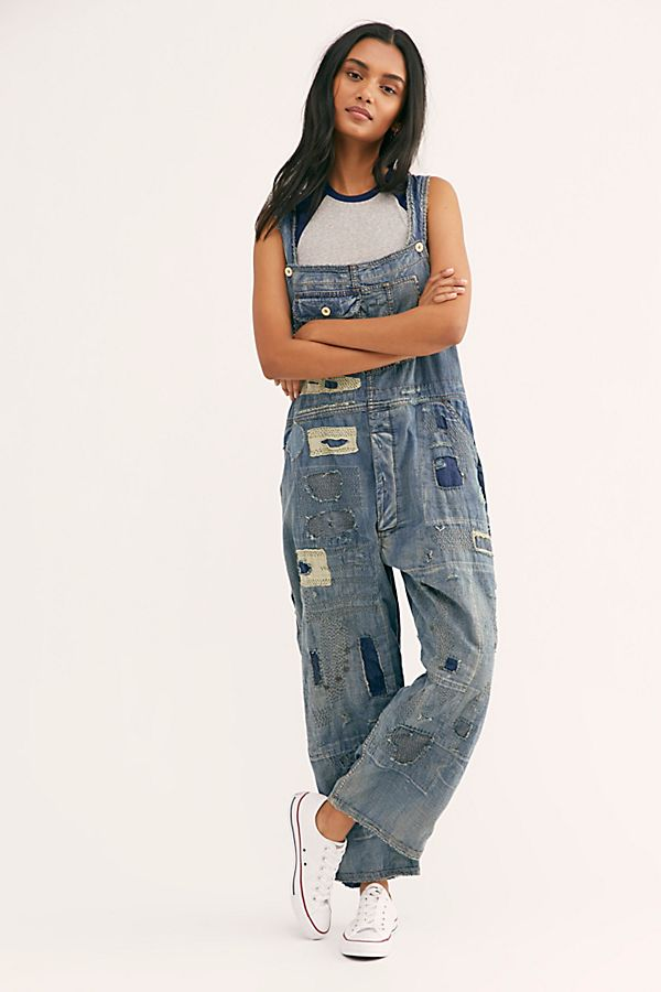 Magnolia Pearl Henry's Overall $425.00