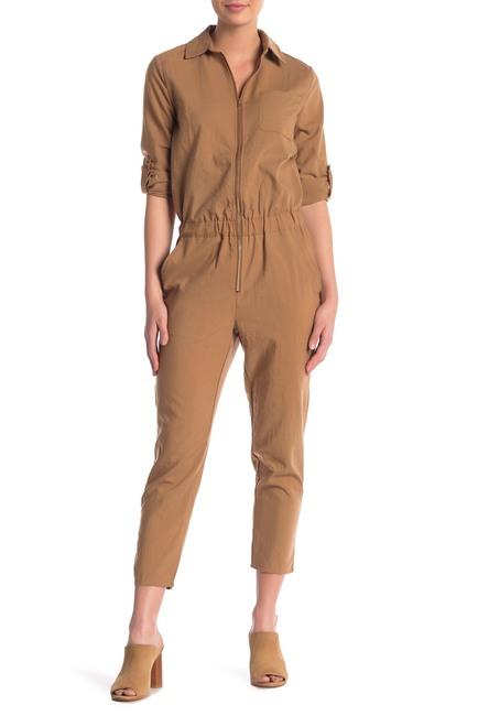 MELLODAY Zip Front Jumpsuit $36.97