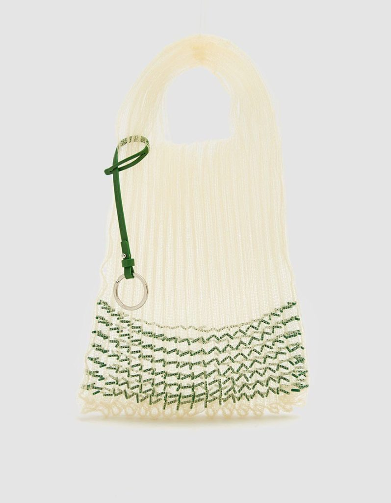 Jil Sander Small Beads Market Bag $780